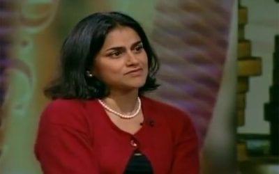 Tab Ahmad's interview on the BBC