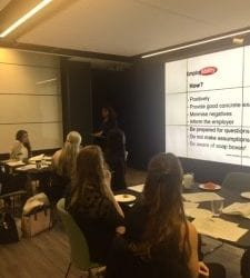 Accenture Women in Consulting Insight Day – September 2017