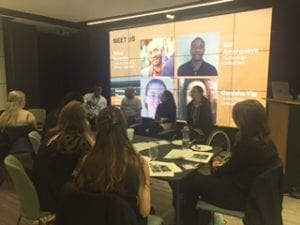 Accenture Women in Consulting Insight Day - September 2017