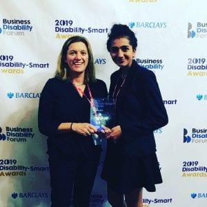 EmployAbility Wins Disability-Smart People's Choice Award