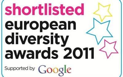 European Diversity Awards 2011 – EmployAbility shortlisted